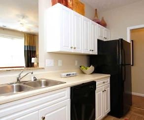 Kitchen, Preserve At Grande Oaks