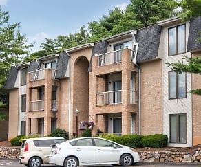 Building, Cedar Ridge