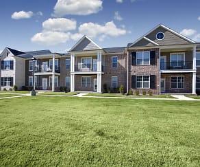 Building, Meridian Park