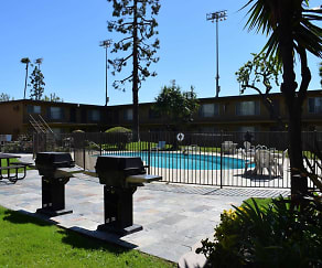 Glen Forest Apartments, Anaheim, CA