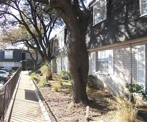 Building, Santa Fe Trails Apartments