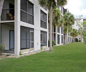 Building, Bayshore Apartments