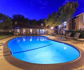 Pool, The Hunt Club at Pin Oak Apartments
