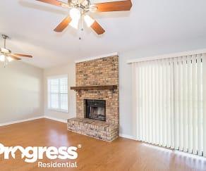 Living Room, 3709 Foxcroft Rd