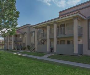 Building, Hidden Falls Apartments
