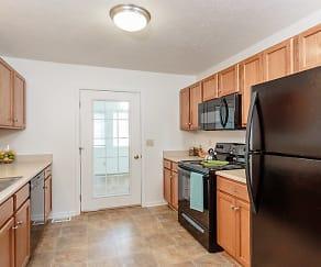 Kitchen, Hickory Hollow Senior Living 55+