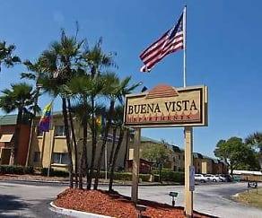 Community Signage, Buena Vista