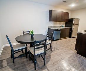 Dining Room, 7914 Moss Creek Drive