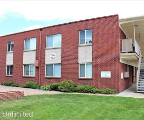 Building, 7305 - 7315 W. 9th Pl.