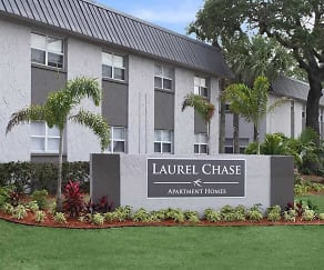 Building, Laurel Chase