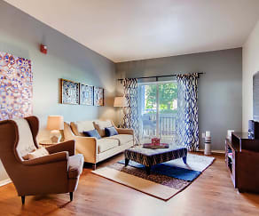 Living Room, Stone Mountain