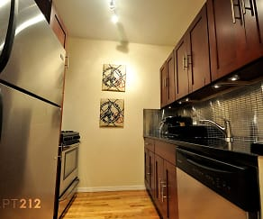 Kitchen, 212 East 12th Street