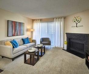 Living Room, Alton Green