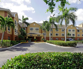 Building, Furnished Studio - Fort Lauderdale - Deerfield Beach
