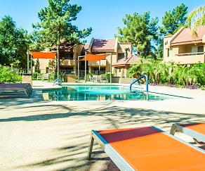 Pool, Country Villa Apartments
