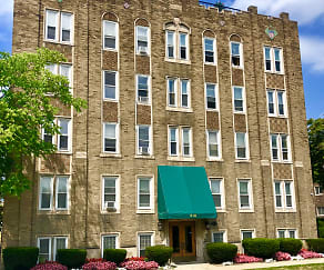 Silson Apartments, Barton, MI