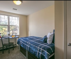 Bedroom, Spinner Place