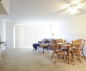 Living Room, Country Villas