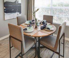 Dining Room, La Ventana