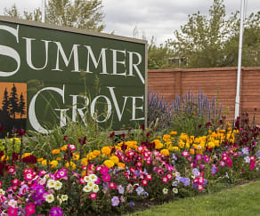 Community Signage, Summer Grove
