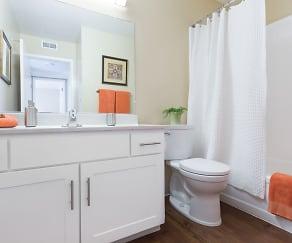 Bathroom, Whitman Green