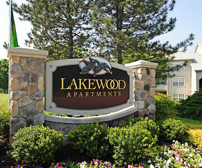 Community Signage, Lakewood