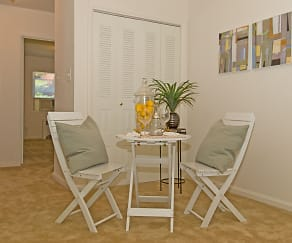 Dining Room, Marlow Heights Apartments