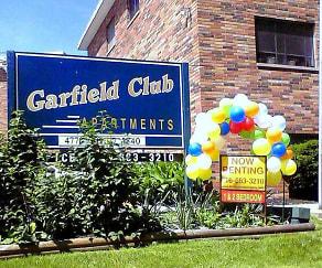 Community Signage, Garfield Club