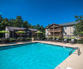 Pool, Residences at Forestdale