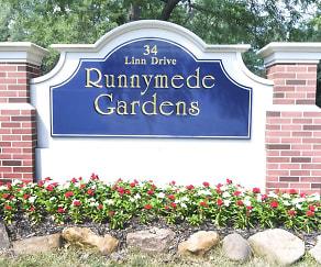 Community Signage, Runnymede Gardens
