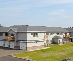 Building, Driscoll Road Estates