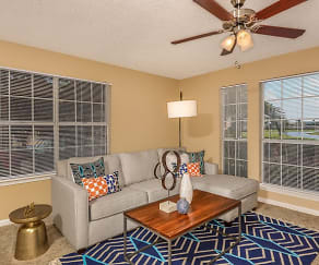 Living Room, Windward At The Villages