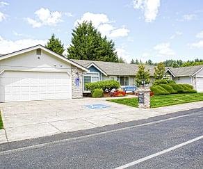 Building, Townhomes at Mountain View- Main