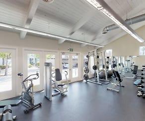 Fitness Weight Room, Huntington Vista