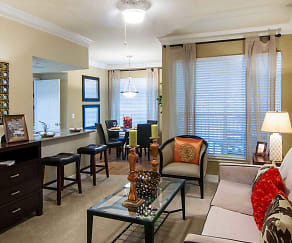 Living Room, 77058 Luxury Properties