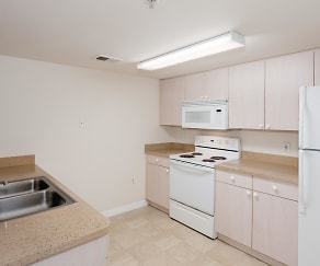 Kitchen, Coral Cove Condominium