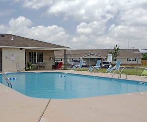 Pool Area, Southwind Place