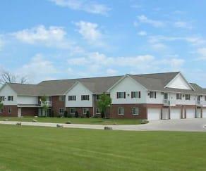 Building, Ledgecrest Estates