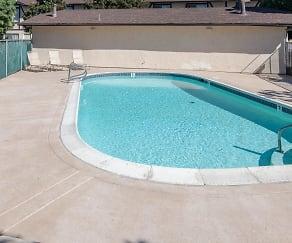 Pool, Bonita Mesa