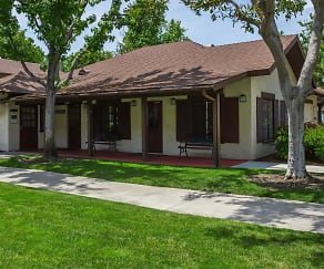 Country Hills Apartment Homes, Christ Lutheran School, Brea, CA