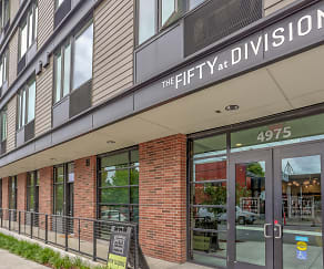 Leasing Office, The Fifty At Division