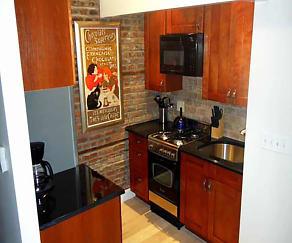 Kitchen, 239 W 12th Street