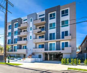 Building, NOHO 55 Apartments