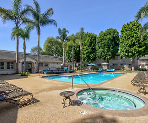 Pool, Surf at 39 Apartments