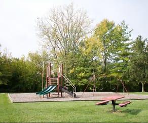 Playground, Northwoods Apartments