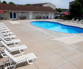 Pool, Rock Creek