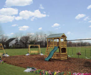 Playground, Cambridge Pointe