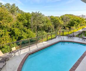 Pool, Poplar Creek