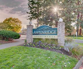 Community Signage, Aspenridge