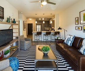 Gorgeous Interiors, The Kirkwood Apartments